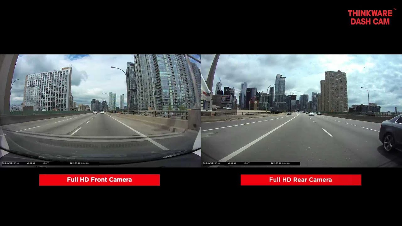 Best Dash Cam With Rear Camera