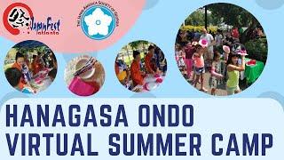 Virtual Summer Camp - Hanagasa Ondo with Japanese Folk Dance Institute of NY