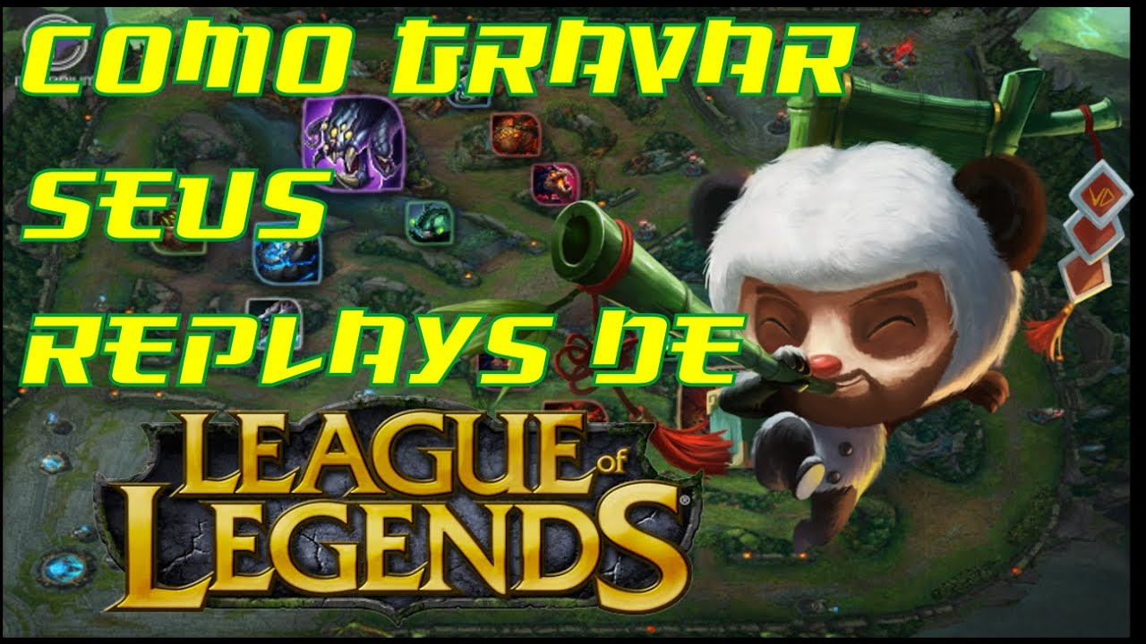 how to delete replays league