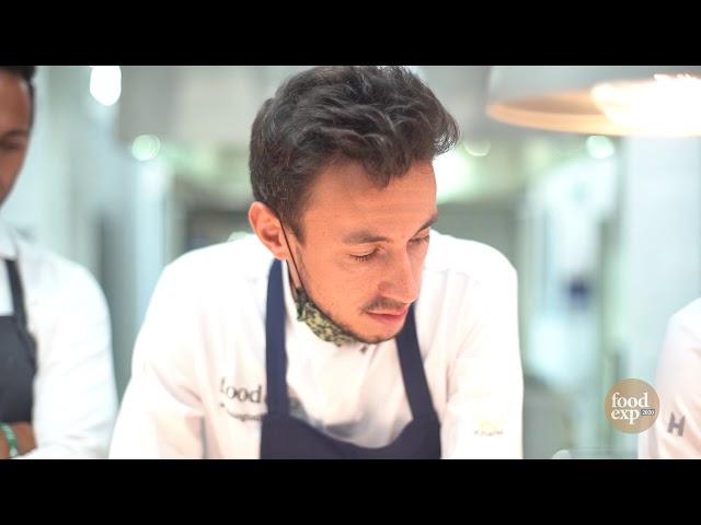 """Memorabili - Ristorante """"St. Hubertus"""" ***Michelin con il Sous Chef Michele Lazzarini"""
