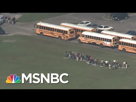 Santa Fe Freshman And Her Mother Recount The School Shooting | Velshi & Ruhle | MSNBC