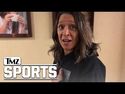 RONDA ROUSEY'S MOM Says SHE SHOULD RETIRE ... Let the Dummies Get Punched in the Face!   TMZ Sports
