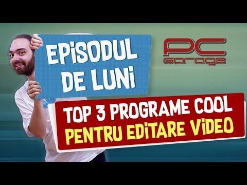 TOP 3 programe GRATUITE de editare video