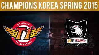 Skt Vs Get, Game 1  Lck Spring 2015 Finals  Sk Telecom
