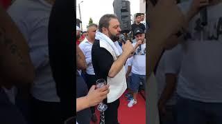 Florin Salam, Adrian Minune, Tzanca, Sorinel Pustiu canta live pentru Emy Pian si toata fa ...