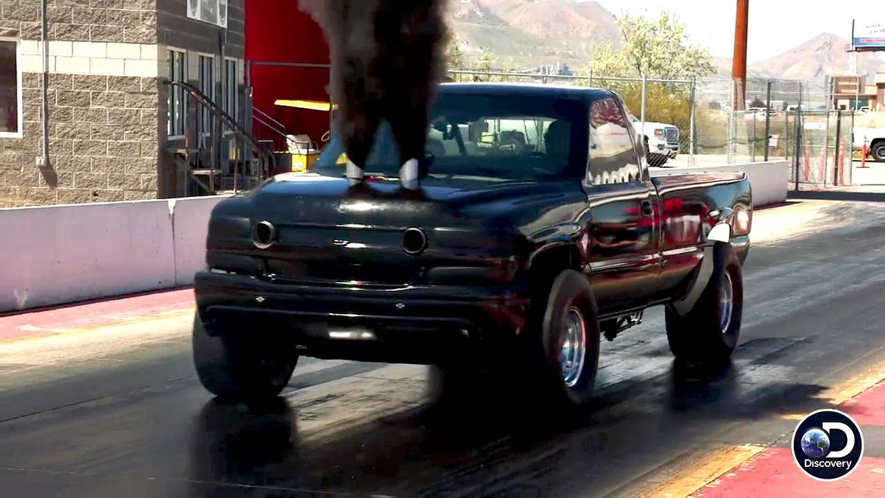 Brothers Diesel Performance >> Will This Performance Diesel Hold Up on the Track? | Diesel Brothers - YouTube