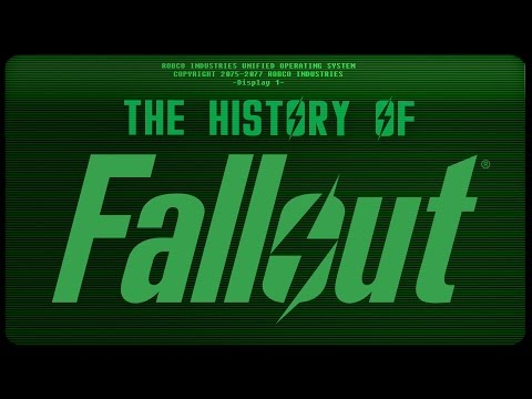 FALLOUT SERIES: The Complete History (1997 - 2015)