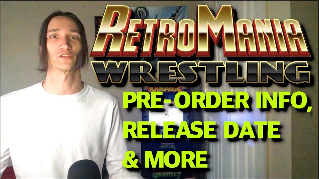 RetroMania Wrestling: Pre-Order Info, Release Date & More