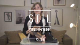 Wie kombiniere ich klobige Winterschuhe elegant?   Stil im Alltag   Folge 9