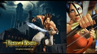 PRINCE OF PERSIA 1 Les Sables du Temps (Film-Game Complet Fr PS2)
