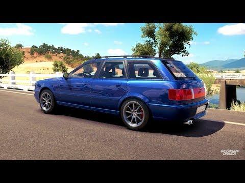 Forza Horizon 3 - Audi RS 2 Avant (DESAFIO ACEITO)