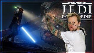 Ależ walka z Bossem! ⭐️ Star Wars Jedi: Fallen Order #17
