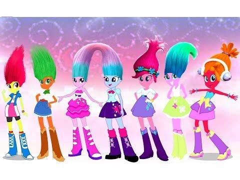 Gratis Kleurplaten My Little Pony.My Little Pony Equestria Girls Transform Coloring Book Pages Kids