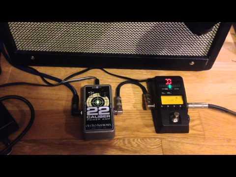 EHX Caliber 22 With Amp Modelling (Korg Pandora Stomp)