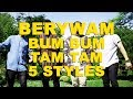 Berywam - Bum Bum Tam Tam (MC Fioti / KondZilla) In 5 Styles - Beatbox Mp3