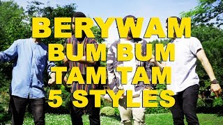 Berywam Bum Bum Tam Tam MC Fioti KondZilla In 5 Styles - Beatbox.mp3