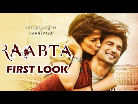 Thumbnail: RAABTA First Look Out - Sushant Singh Rajput, Kriti Sanon