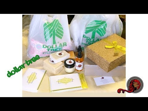 Entrepreneur Life AFFORDABLE PACKAGING FOR YOUR BUSINESS | DOLLAR TREE
