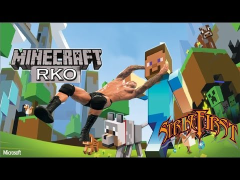 Minecraft - Randy Orton Entrance