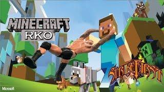 Minecraft - Randy Orton Entrance