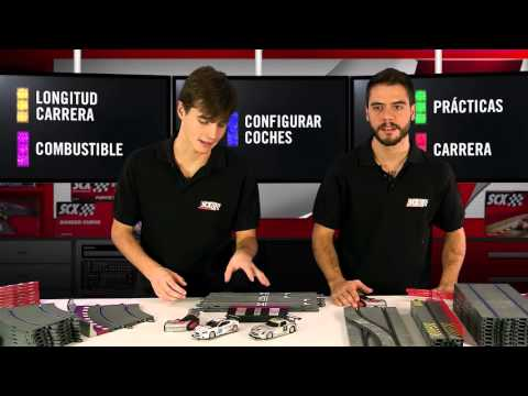Tutorial Scalextric WOS