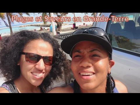 GUADELOUPE : Plages et saveurs en Grande - Terre (English subtitles)