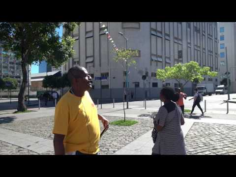Little Africa the Relocation of Slave Market - Brazil July 2017