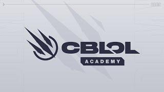 CBLOL Academy 2021: 1ª Etapa - Fase de Pontos - Md1 | Semana 5 - Rodada 10