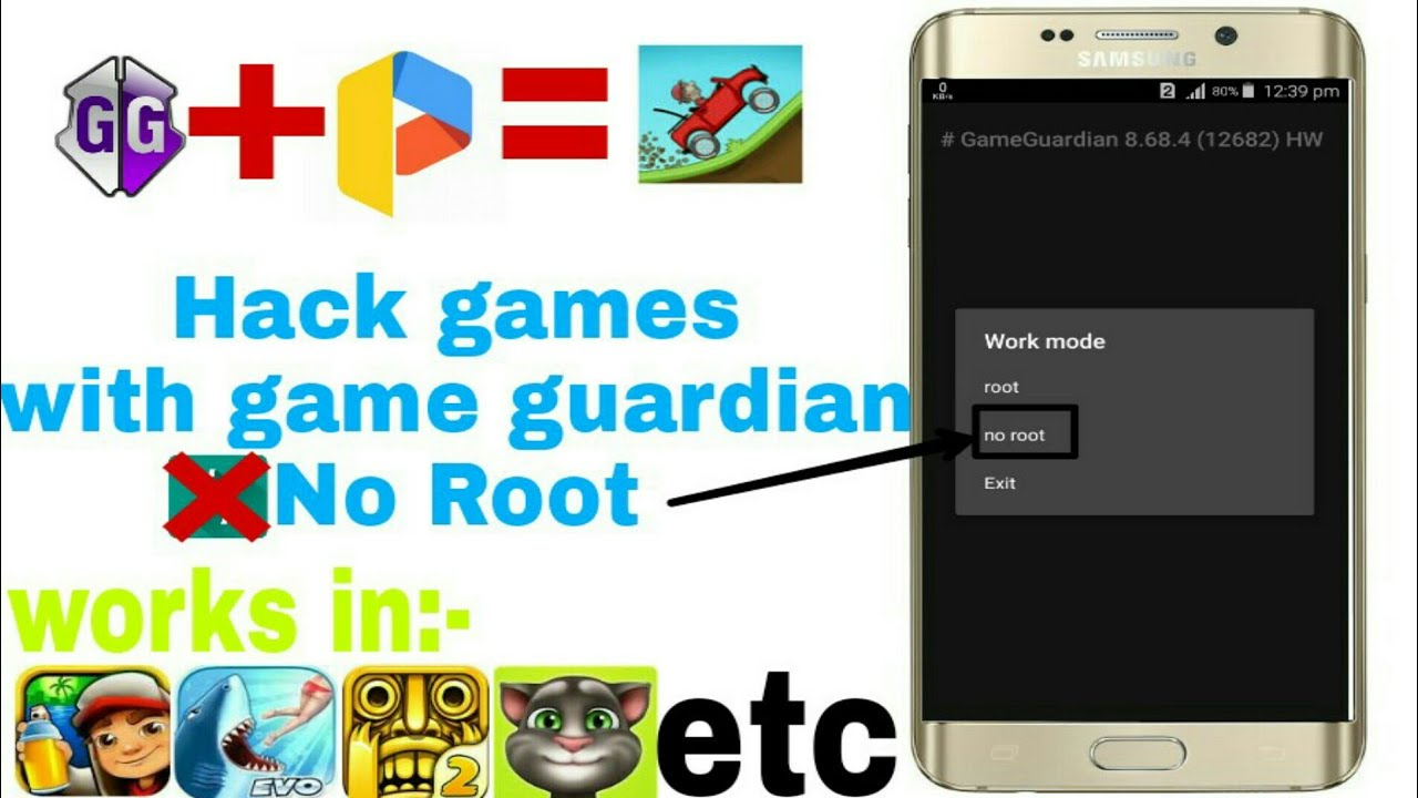 How To Install And Use Game Guardian Without Root On Any