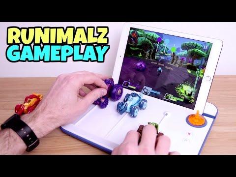 Proviamo RUNIMALZ: il nuovo GIOCO e VIDEOGIOCO BESTIALE! Gameplay