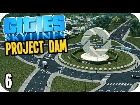 Cities Skylines: Project Dam