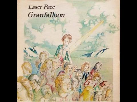 Laser Pace - Granfalloon 1974 FULL VINYL ALBUM (progressive rock)