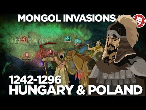 Mongol Invasions Of Hungary And Poland DOCUMENTARY
