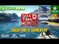 [4K] WAR THUNDER NAVAL BATTLES - XBOX ONE X GAMEPLAY IN ULTRA HD