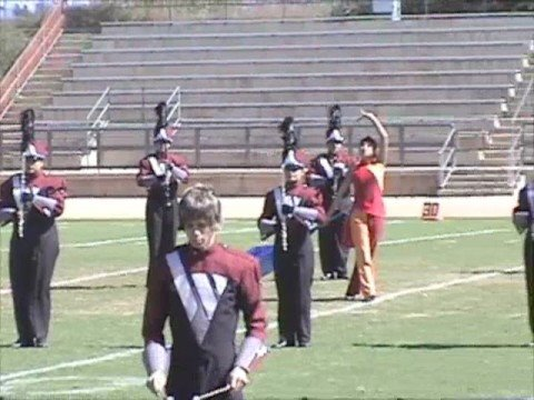 West Valley High School marching band