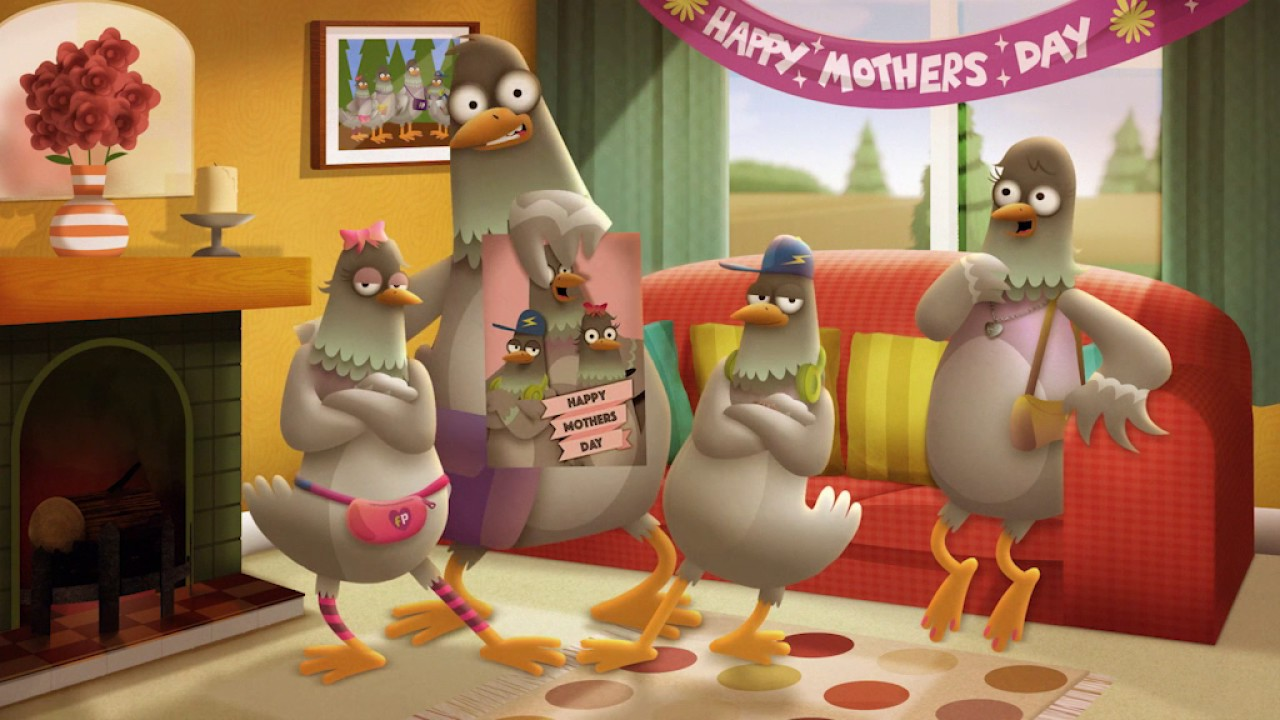 funky pigeon full mother's day tv ad 2017  cards  youtube