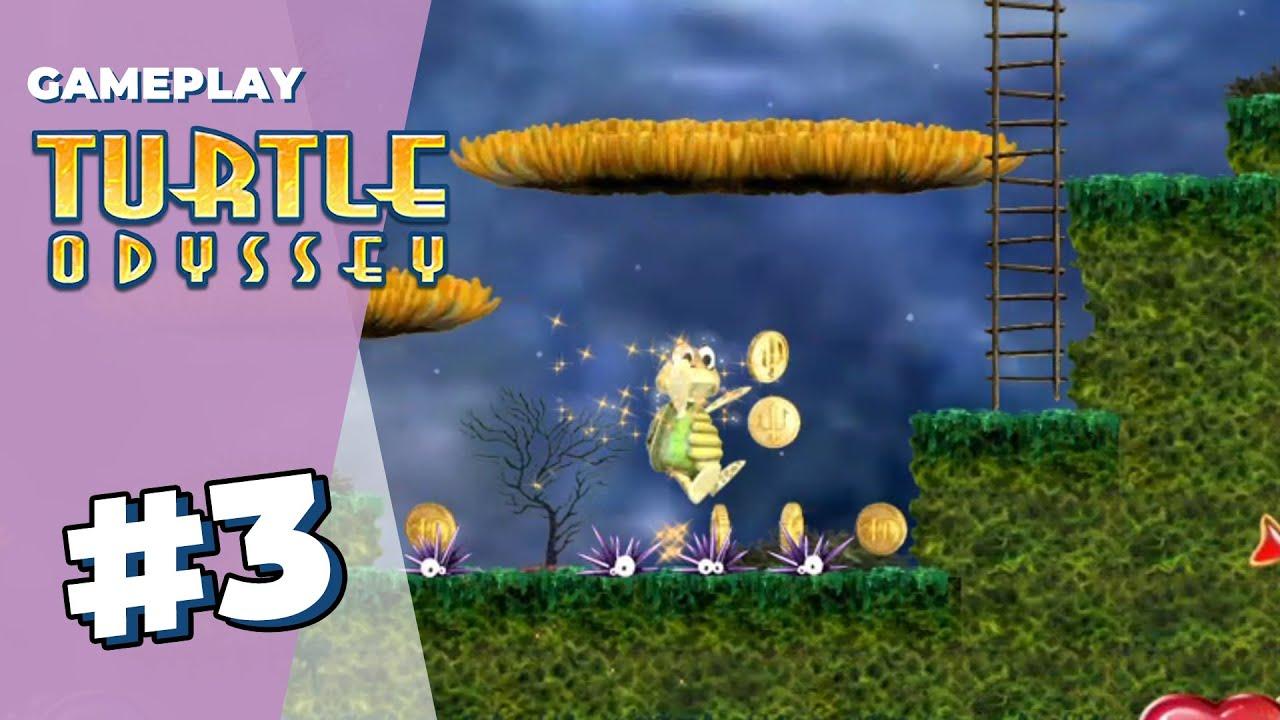 Turtle Odyssey 3 (PC) Level 40 (Boss 4 Finale) Walkthrough