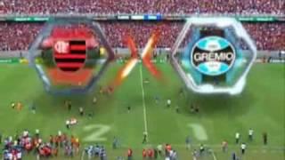 Flamengo HEXA - A Trajetória