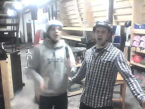 Motion Ramp Park- R Kelly Duet Karaoke