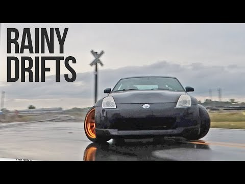 ULTIMATE DRIFT 350Z HITS THE STREETS