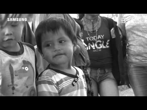 Samsung Argentina | Nanum Village trainings