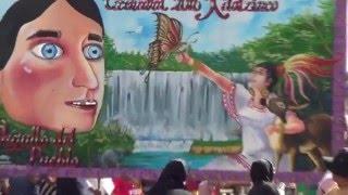 Carnaval Papalotla Tlax.2016 Presentacion Xilotzinco
