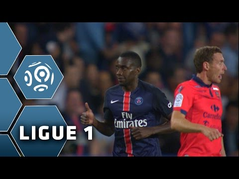 But Blaise MATUIDI (11') / Paris Saint-Germain - GFC Ajaccio (2-0) -  (PARIS - GFCA) / 2015-16