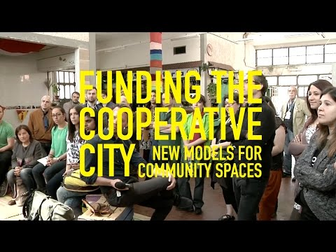 Funding the Cooperative City - Rome