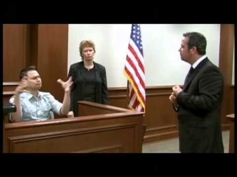 How to be sign language interpreter