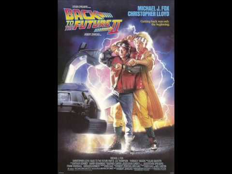 """Back to the Future II  """"I can't drive 55"""""""