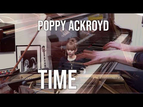 Poppy Ackroyd - Time | Acoustic live session in Paris