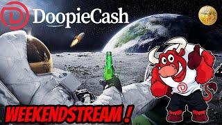 🐂Weekend stream Doopie Cash🐂 | Bitcoin & Crypto