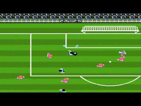Los Mejores Juegos De Futbol De La Nes Best Soccer Games For Nes