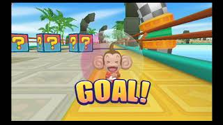 Super Monkey Ball Banana Blitz Wii gameplay